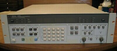 Agilent Hp Keysight 3325b Function Generator Parts Only
