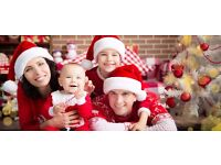 CHRISTMAS FAMILY PHOTOGRAPHER, WEDDING & EVENTS Photographer from £150!