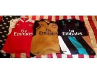 Arsenal clothing