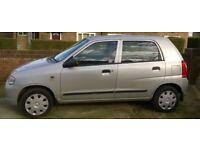 for sale 05 suzuki alto gl cheap car bargain £30 tax