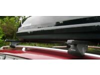 Thule Roof Bars and Exodus Foot Pack FP7 Fittings