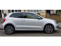 2013 Volkswagen Silver Polo- 1 Female Owner Low Mileage!