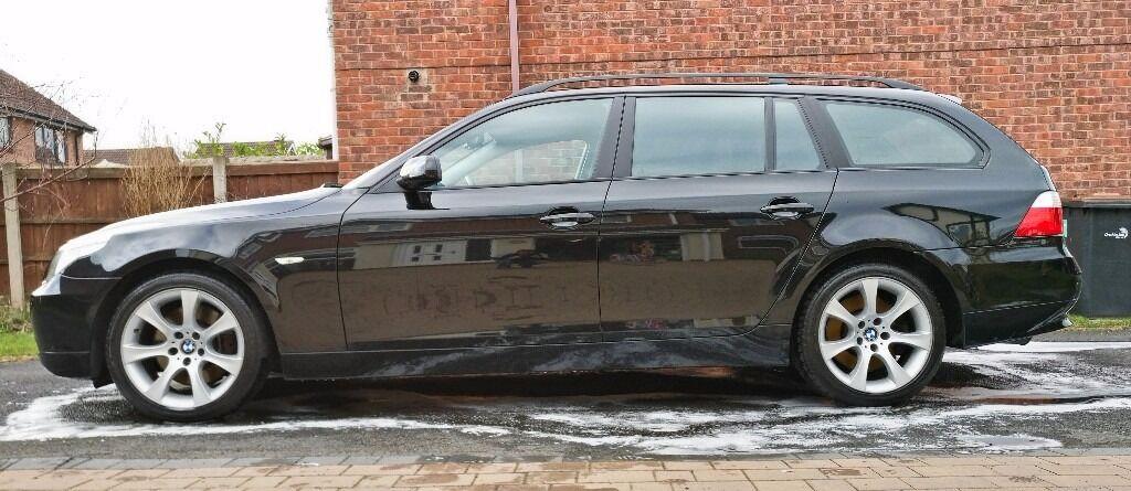 BMW 5 SERIES E61 545I SE TOURING 2005 *Low Mileage* (2005)   in ...