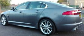 JAGUAR XF SPORT 3.0 V6 TD 275bhp Premium Luxury 2012 private *P/X considered*