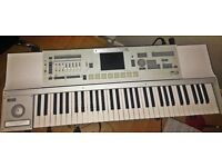 Korg M3 Expanded 61-Key Keyboard workstation (Mint Condition)