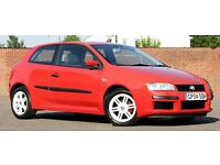 2004 FIAT STILO 1.6, 78927 MILES, REALLY GOOD CONDITION, 12 MONTHS MOT, FULL SERVICE HISTORY.