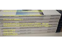 NEW 2018 CFA Level 3 Schweser Notes HARD COPY BOOKS - PHYSICAL PAPERBACK PRINT EDITION Full Set III