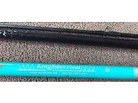 Mint Kingfisher Float 12ft 3 piece Carp Coarse Fishing Rod FR2396-360