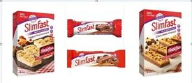Slim Fast Products. Slim Fast Meal Replacement Bars and Slim Fast Snack Bars