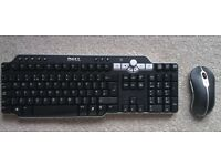 DELL Bluetooth Keyboard and Mouse Bundle £10