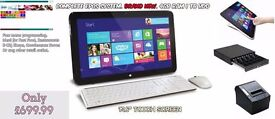 """EPOS System Complete ALL IN ONE 20"""" Touch Screen Brand NEW"""