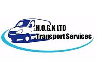 Packaging services / Deliveries / House removals
