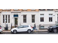 **Service Office Space- Bath Street, Glasgow. Rarely Available Space**