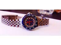 Vintage Genuine Tag Heuer Formula 1 WA 1410 Quartz watch