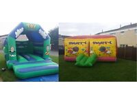 bouncy castles TO HIRE AVIABLE BOOKING NOW