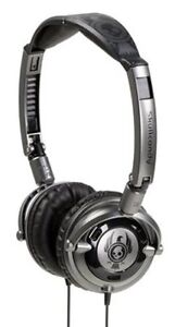 Skullcandy Lowrider Headset, Chrome & Black
