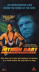 #TelusHelpMeSell - Hitman Hart: Wrestling with Shadows [VHS] Kitchener / Waterloo Kitchener Area image 1
