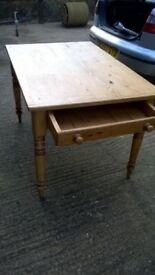Farm house table for sale
