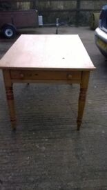 Rustic Farm house table for sale