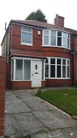 3 Bedroom family home available to rent Now