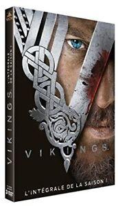 Séries DVD: Dexter, Trône de fer, Vikings