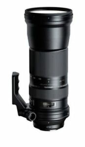 Tamron  SP 150-600mm F/5-6.3 DI VC  Nikon full frame/DX