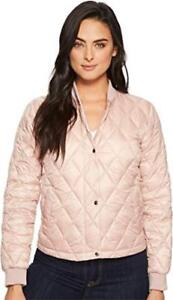 WOMEN'S COLE HAAN  QUILTED DOWN JACKET.