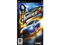 Juiced 2: Hot Import Nights (PSP Game) like NEW !