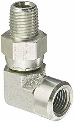 5502-s-06-06 Hydraulic Fitting 38 Swivel Male Pipe X 38 Female Pipe 2252-6-6