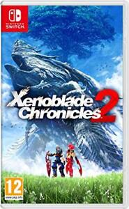 Xenoblade Chronicles 2 (Sealed) For Nintendo Switch