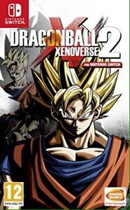 ***DRAGON BALL XENOVERSE 2 FOR THE NINTENDO SWITCH**