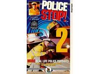 Police Stop 2 Vhs Video
