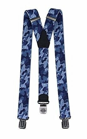 Men's suspenders with printed pattern Ranger Suspenders - camo
