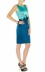 KAREN MILLEN ORIGAMI BOW DRESS