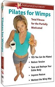 Fitness/Yoga/Pilates/Work-Out DVDS-$5 or less each