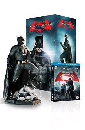 Dawn of Justice Limited Edition 3D Blu ray