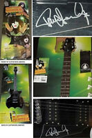 Paul Stanley Signed guitar