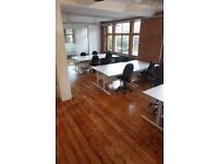 E2 Co-Working Space 1 -25 Desks - Hoxton Shared Office Workspace