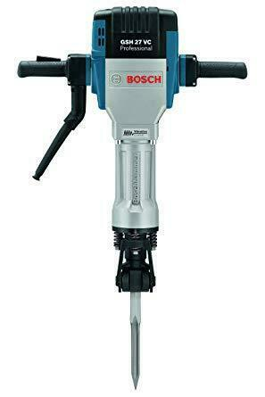 Bosch GSH 27 VC 28mm HEX Breekhamer - 2000W - 62J