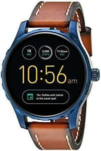 Fossil Q Marshal Generation 2 smart watch /w original box and charger $200 FIRM