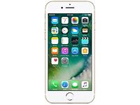 Iphone 7 128 gig gold