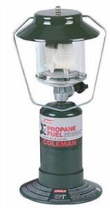 COLEMAN Portable Propane Single Mantle Lantern xxx