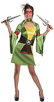 Secret Wishes Teenage Mutant Ninja Turtles Raphael Sexy Woman Costume