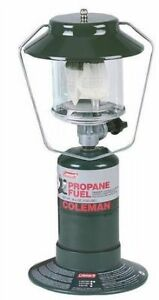 COLEMAN Portable Propane Single Mantle Lantern xxx
