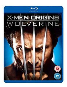 X-Men Origins Wolverine Blu Ray DVD