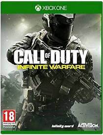 Call Of Duty: Infinite Warfare Standard Edition w/ Extra Content and Pin Badges  XBOX
