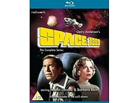 Space 1999 New and sealed Bluray Boxset of series 1 and 2 on 10 disks £25 ono