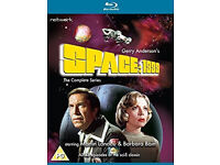 Space 1999 the complete series, brand new sealed Bluray Boxset (series 1 and 2) - £25