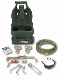 Turbo Torch full kit. Oxy Act tanks