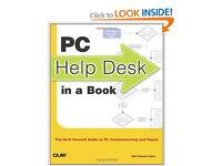 PC Help Desk in a book